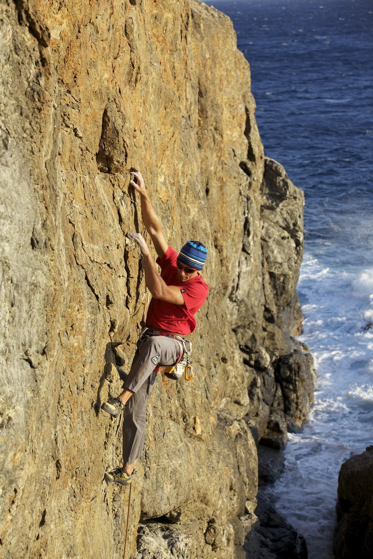 Car Transport Companies >> Free climbing on the Island of Elba