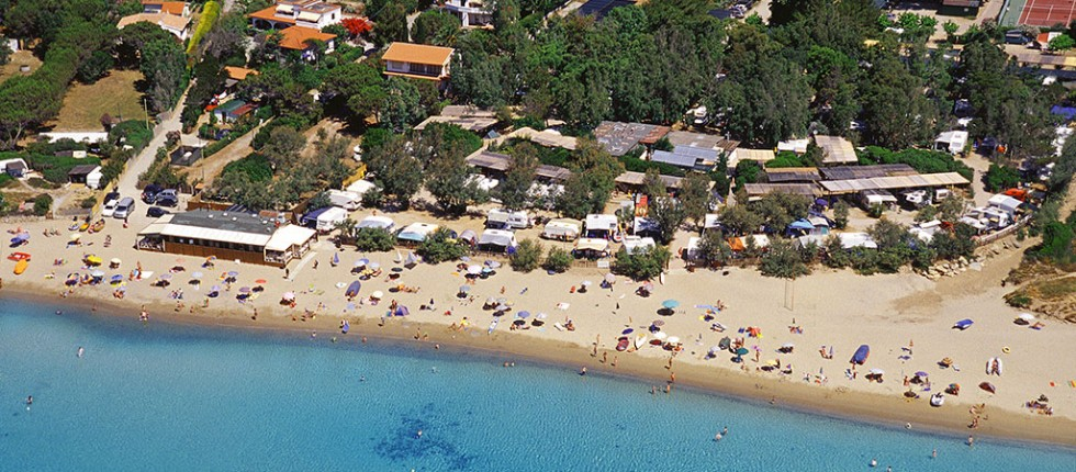 Camping Valle Santa Maria On The Island Of Elba In Capoliveri Via Del Mare 91 D Campsites Elba